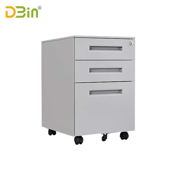 3 drawer Mobile Pedestal for office