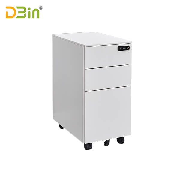 2020 new 3 Drawer Steel Mobile Pedestal wholesale