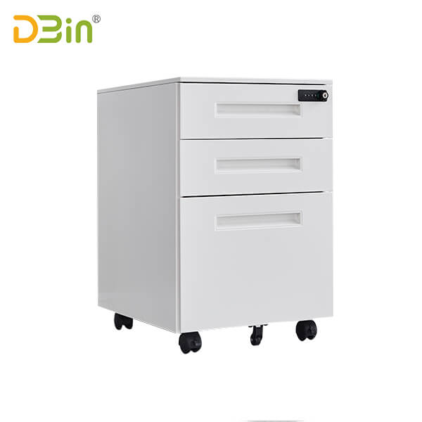 Office 3 drawer steel file pedestals suppliers