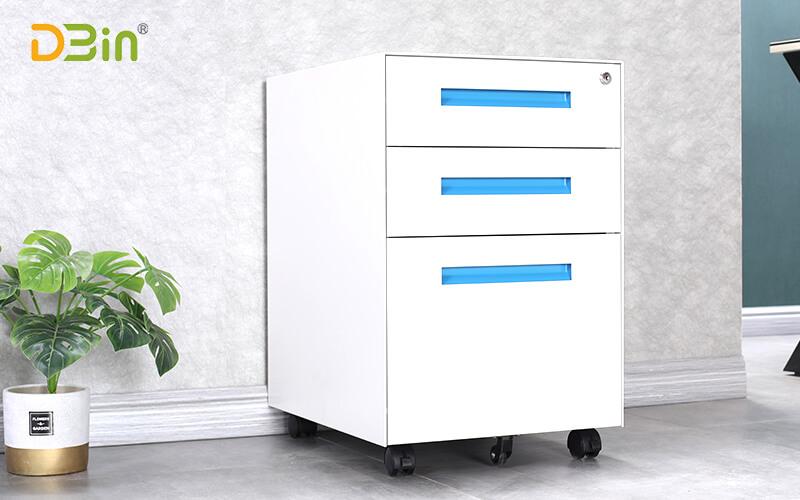 File Pedestal Filing Cabinet, Stylish File Cabinet