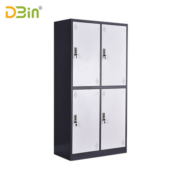 Four Door Steel Locker